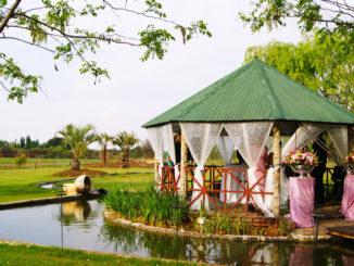 Swan Lake wedding venue just outside Bloemfontein