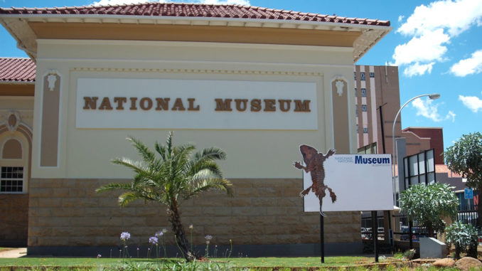 National Museum Bloemfontein | Natural history, cultural history and art