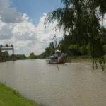 Maselspoort Holiday Resort - Modder River Barge