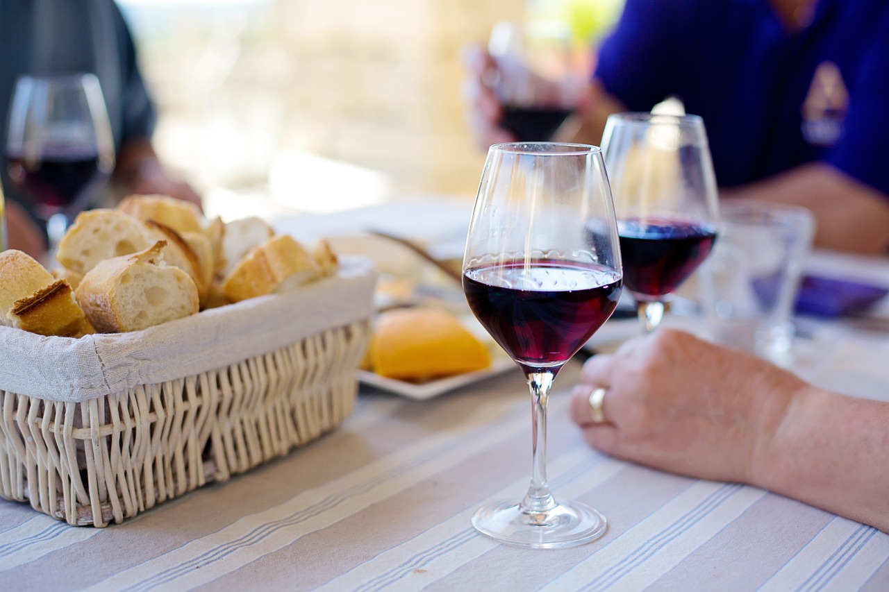 Date Night Event: Wine and Food Pairing