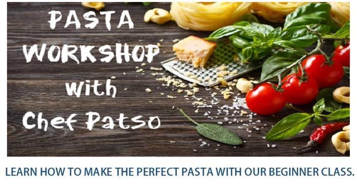 Beginners Pasta Workshop at 59Plenty