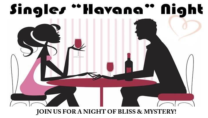 Singles Havana Night at 59Plenty