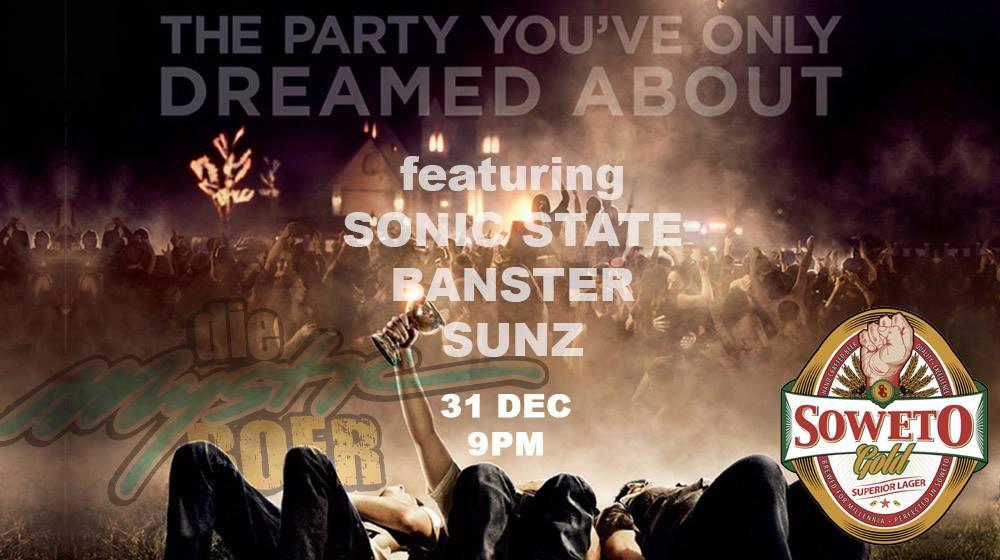 New Years Eve at Mystic Boer Bloemfontein