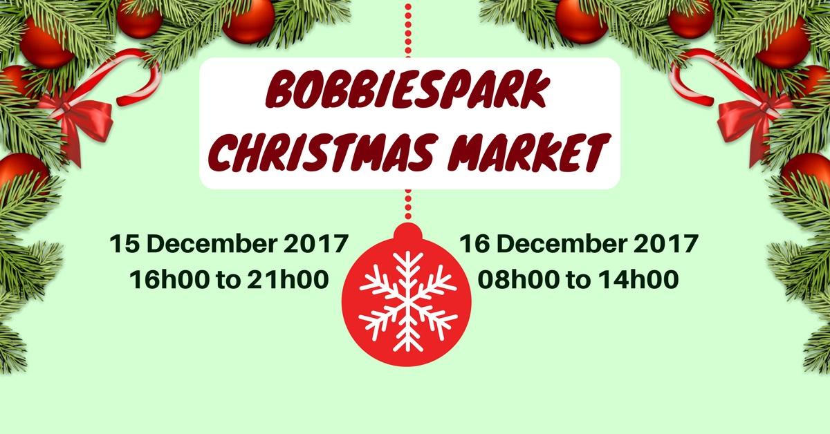 Bobbiespark Christmas Market (Kersmark)
