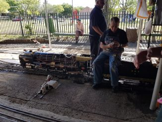 Modenso Model Train Park | Bloemfontein Tourism