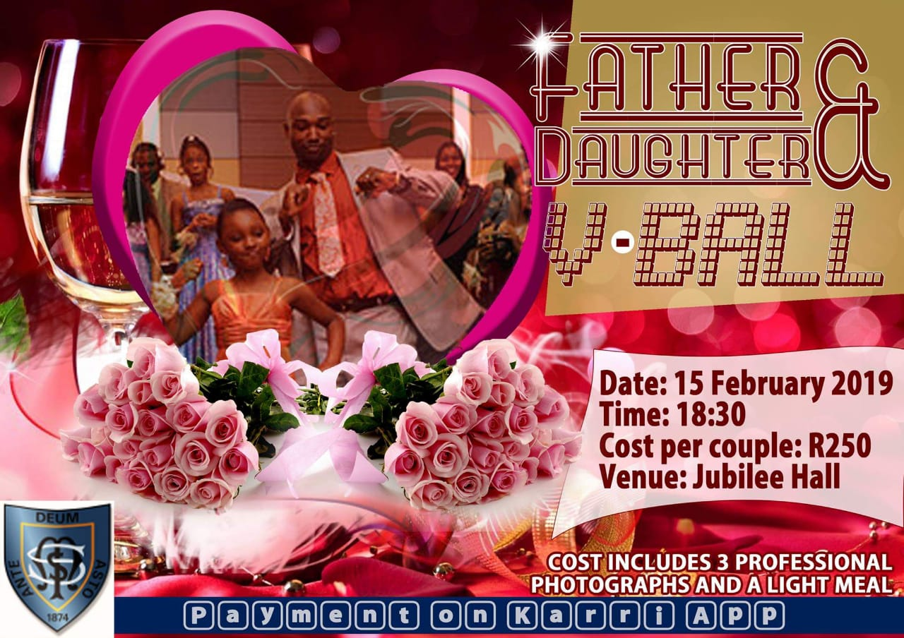 Father & Daughter Valentines Ball
